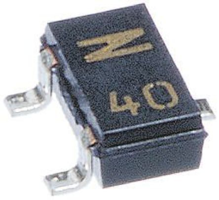ROHM P-Channel MOSFET, 3.5 A, 30 V, 3-Pin SOT-346T  RQ5E035ATTCL (50)