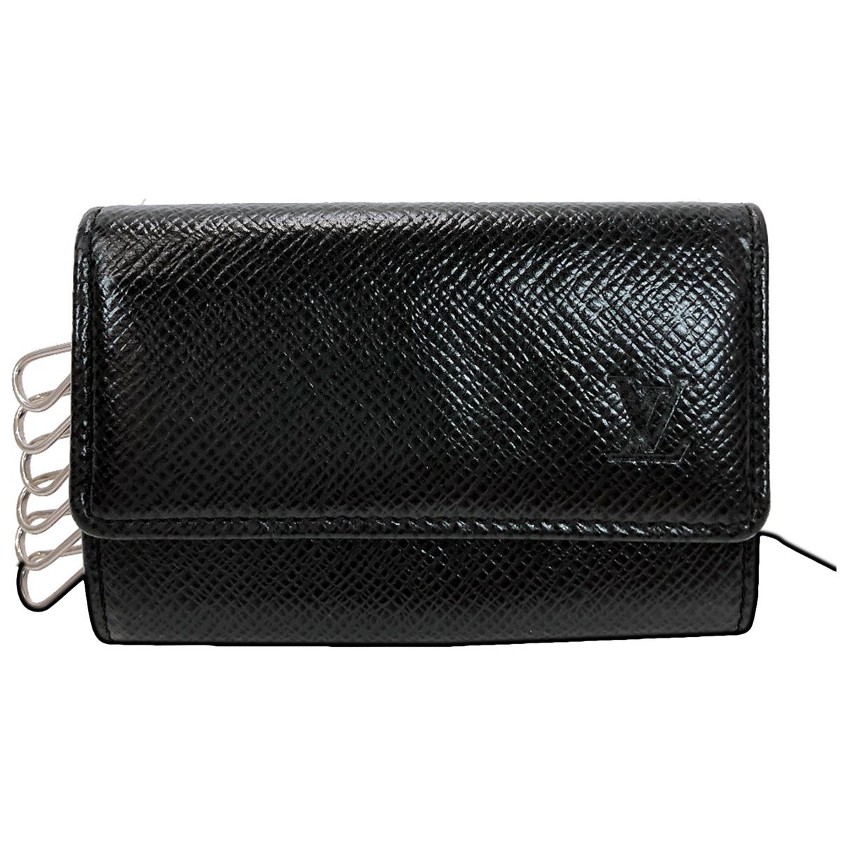 Louis Vuitton - Petite maroquinerie   pour homme en cuir