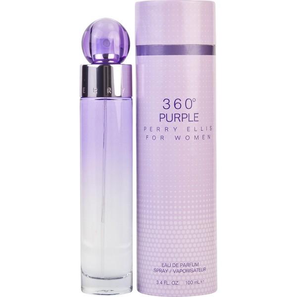 Perry Ellis 360 Purple - Perry Ellis Eau de Parfum Spray 100 ML