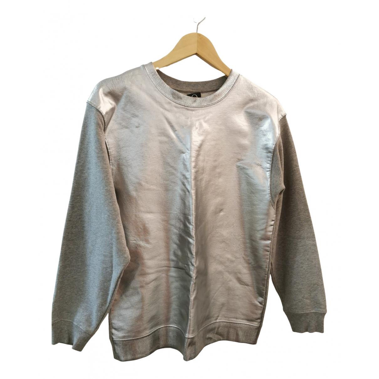 Mcq N Metallic Cotton  top for Women M International