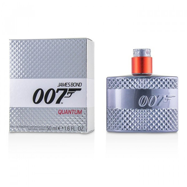 007 Quantum - James Bond Eau de Toilette Spray 50 ml