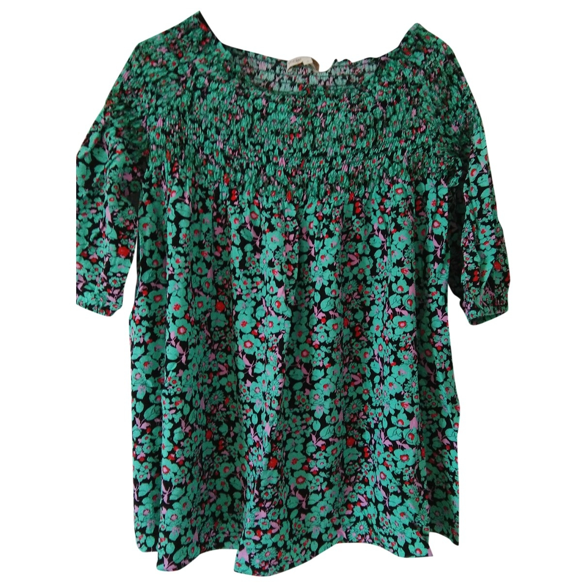 Maje \N Green  top for Women 3 0-5