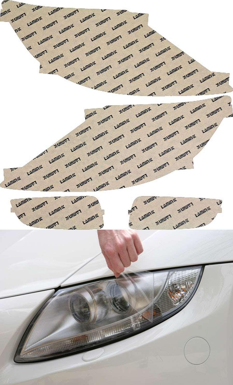 Mazda CX-9 07-12 Clear Headlight Covers Lamin-X M014CL