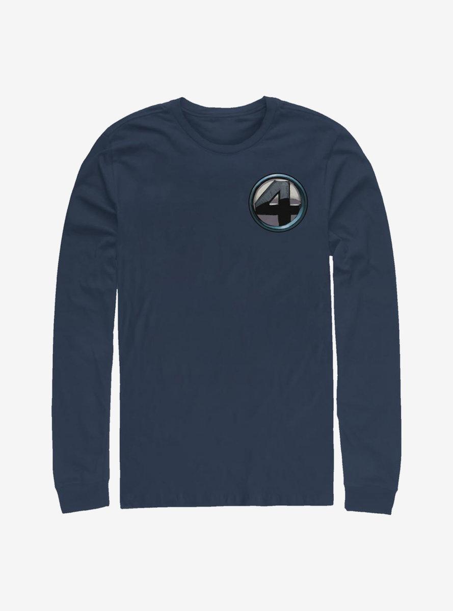 Marvel Fantastic Four Fantastic Costume Long-Sleeve T-Shirt