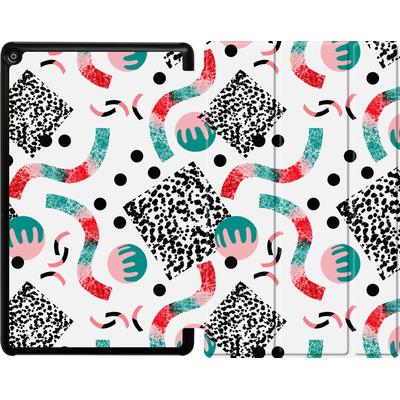 Amazon Fire HD 10 (2018) Tablet Smart Case - Confetti von Jenna Kunnas