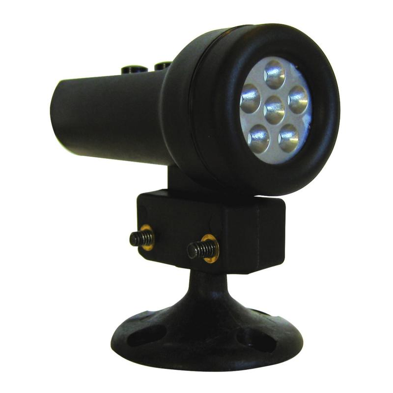 AutoMeter SHIFT LIGHT; 5 RED LED; BLACK; INCL. PEDESTAL MOUNT; FOR RACE USE ONLY