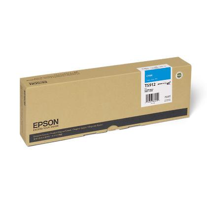 Epson T591100 cartouche d'encre UltraChrome originale cyan