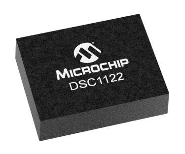Microchip 156.25MHz MEMS Oscillator, 6-Pin VDFN, DSC1122BI2-156.2500 (72)