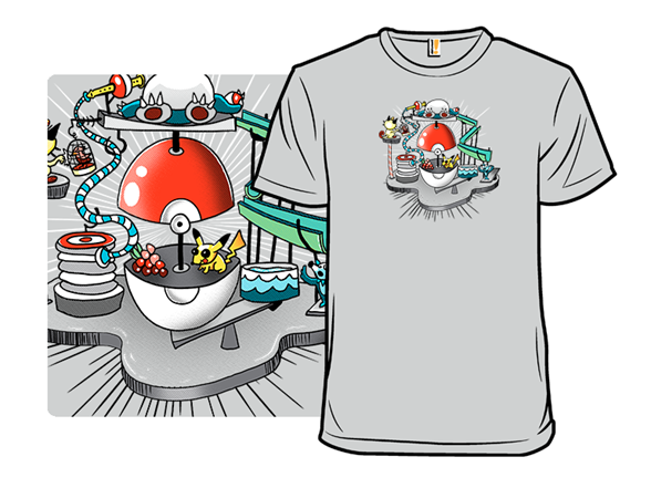 Poké Trap T Shirt