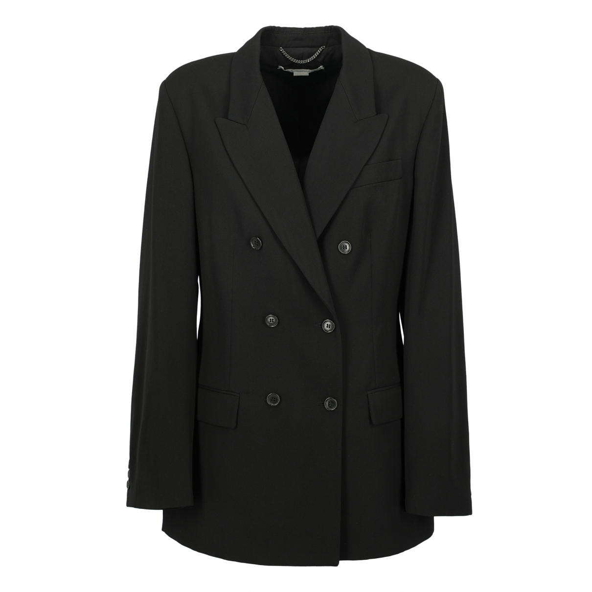 Stella Mccartney \N Black Wool jacket for Women 44 IT