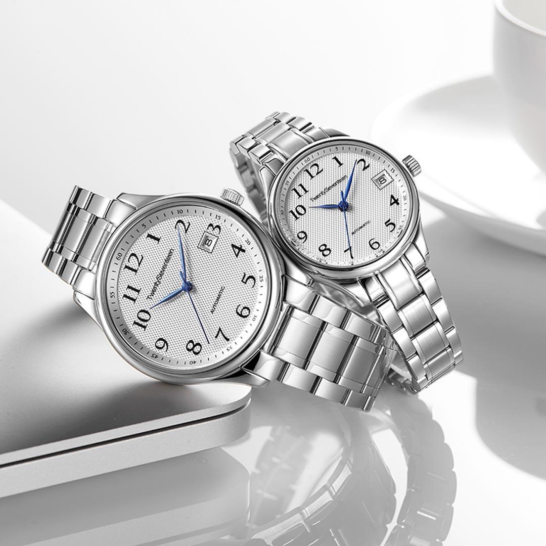 TwentySeventeen QingPai Mechanical Watch Ingenuity Series