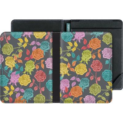 tolino vision eBook Reader Huelle - Roses von Bianca Green