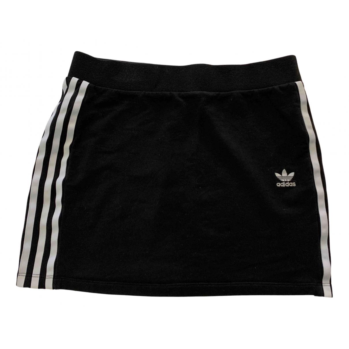 Adidas \N Rocke in  Schwarz Polyester