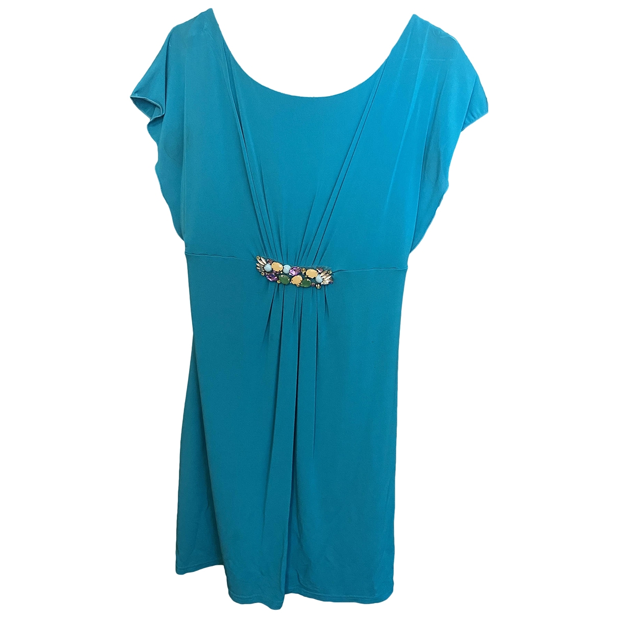 Marella \N Turquoise dress for Women 42 IT