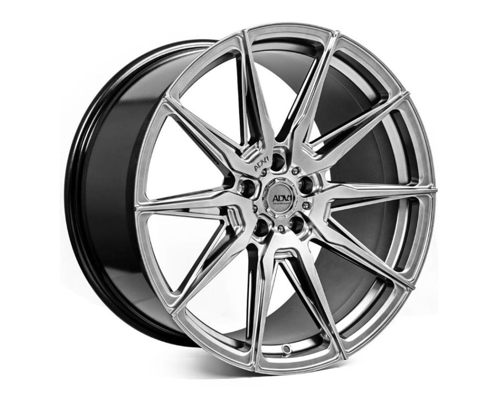 ADV1 ADV5.0 Deep Concave Wheel 19x11 5x112 40mm Platinum Black