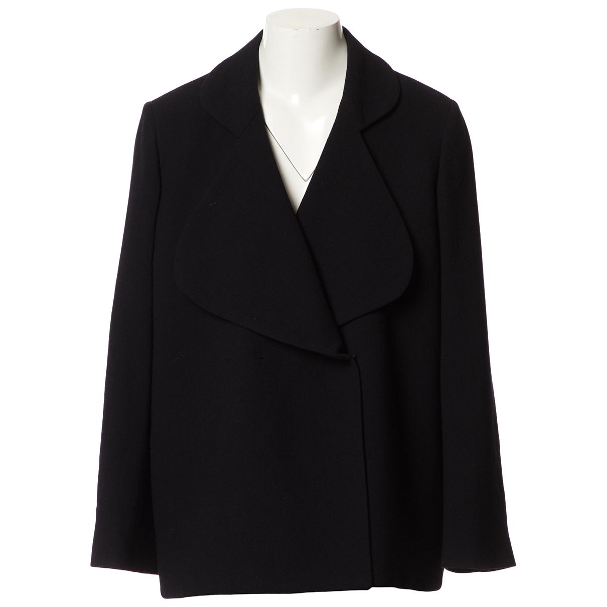 Emilia Wickstead - Veste   pour femme en laine - noir