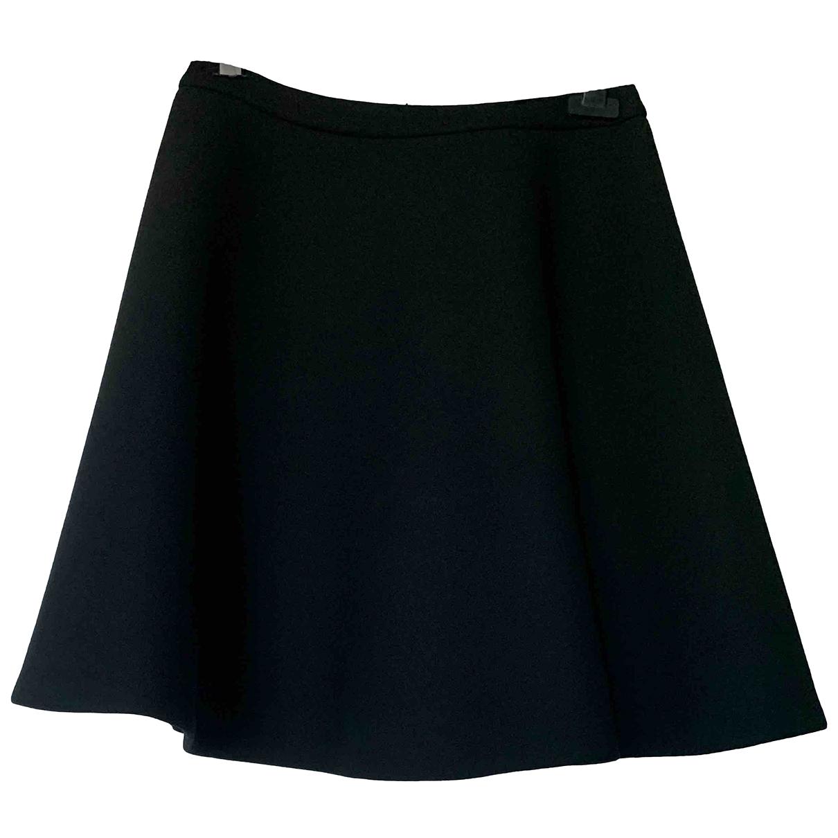 Neil Barrett \N Black skirt for Women 40 IT