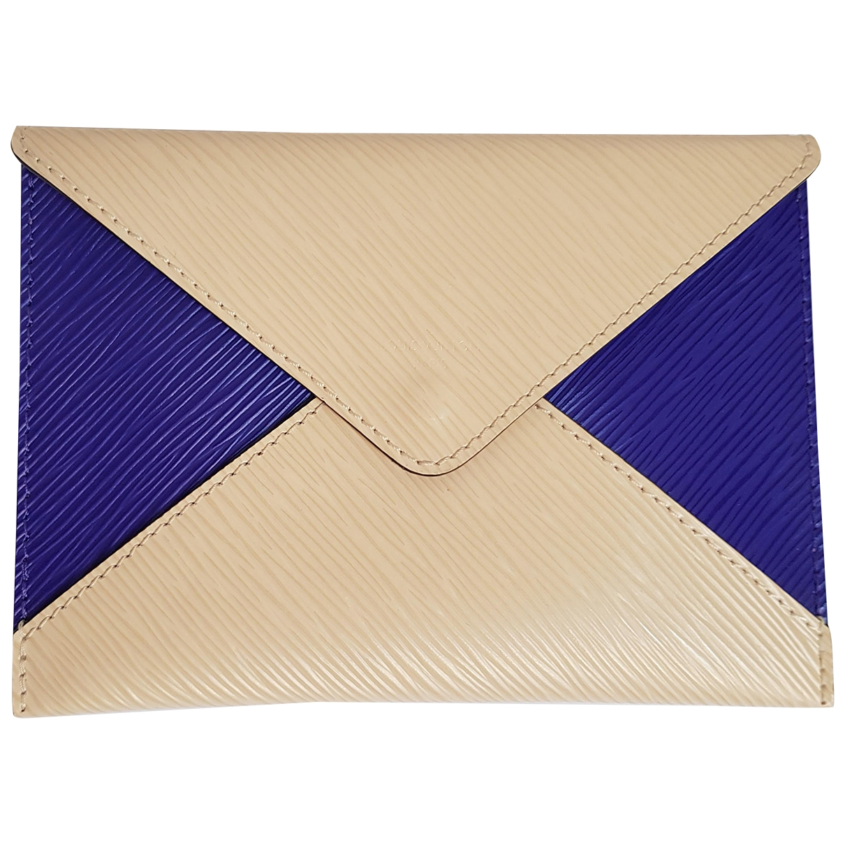 Louis Vuitton Kirigami Blue Leather Purses, wallet & cases for Women \N