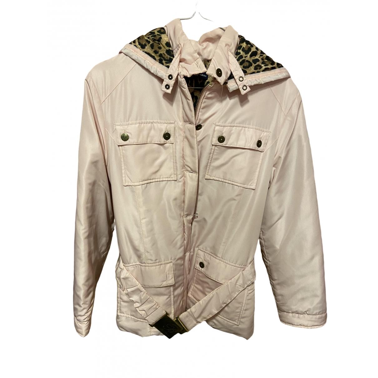 Blumarine \N Pink jacket & coat for Kids 14 years - S FR