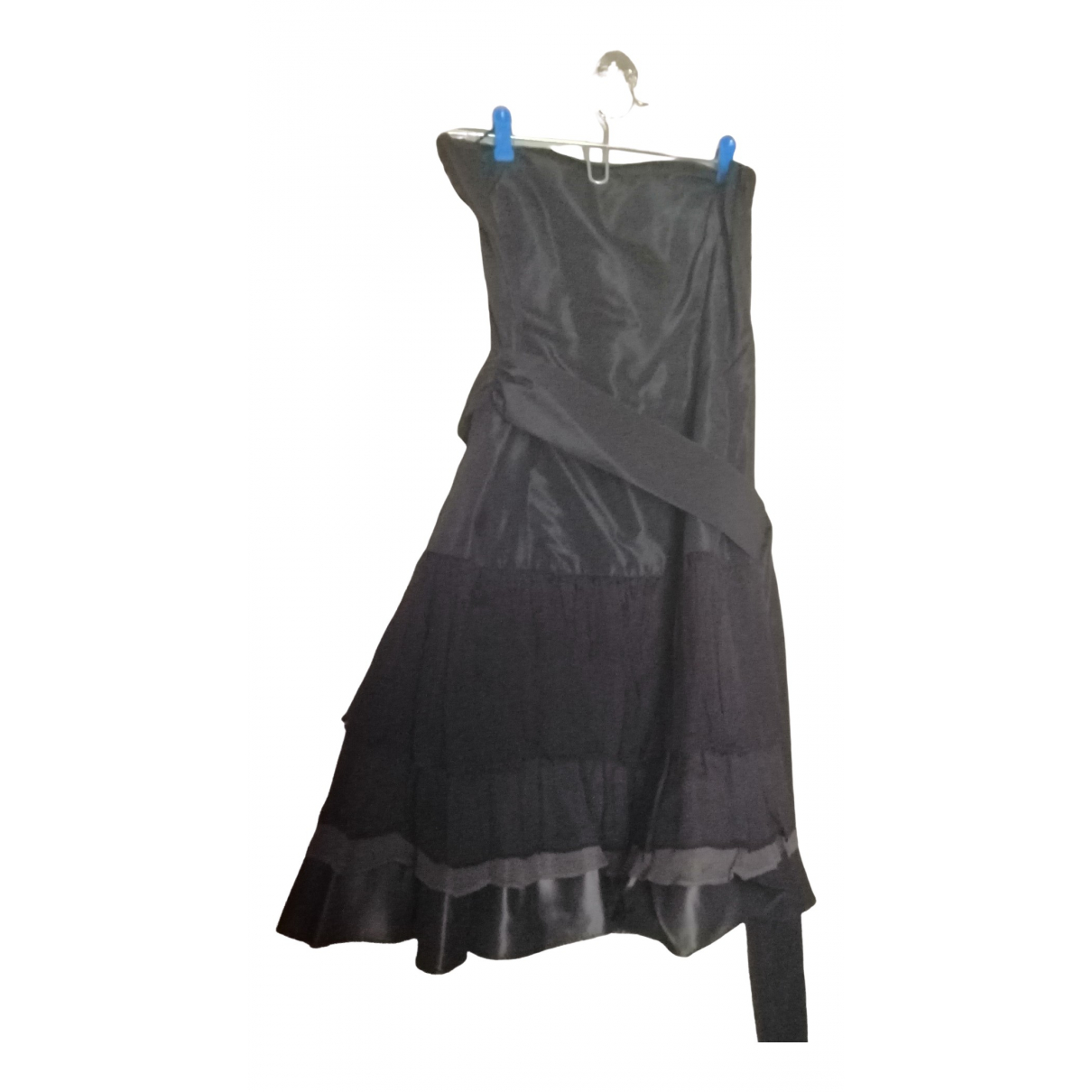 Zara \N Anthracite dress for Women L International