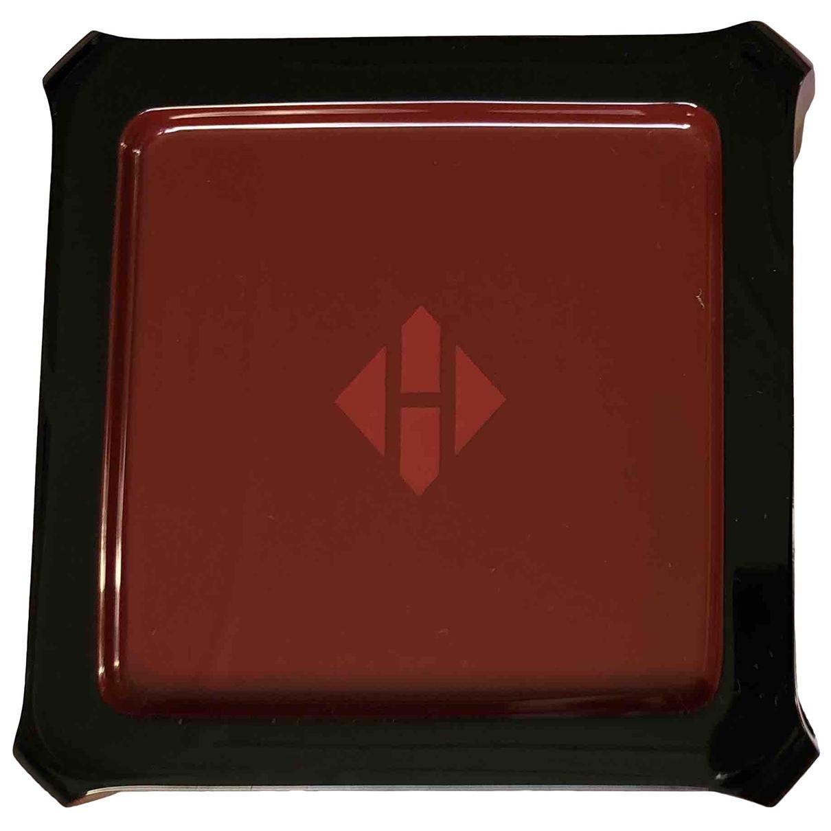 Hermes - Objets & Deco   pour lifestyle en bois - bordeaux