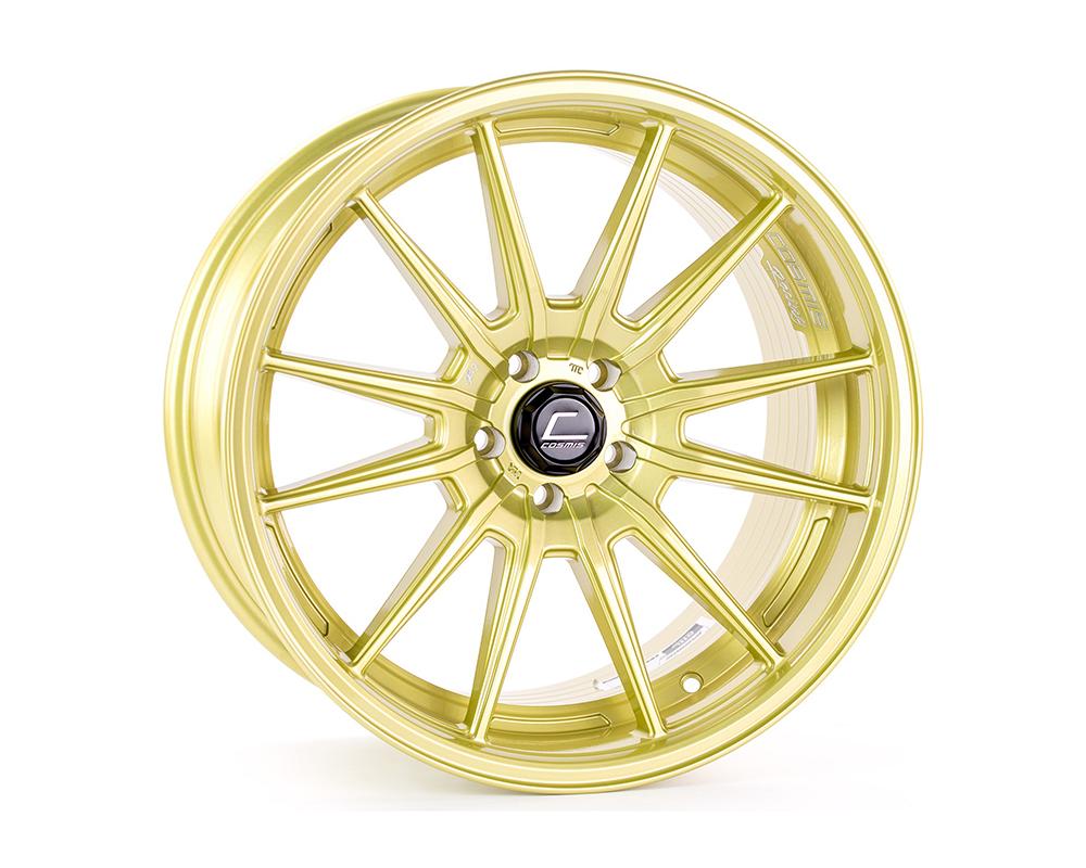 Cosmis Racing R1PRO-18105-32-5x100-G R1 Pro Wheel 18x10.5 5x100 +32mm Gold