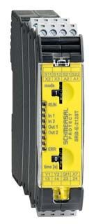 Schmersal SRB-E 24 V dc Safety Relay Single or Dual Channel