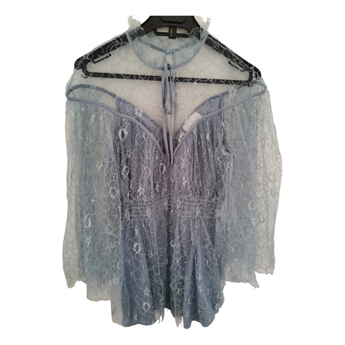 Alice Mccall - Robe   pour femme - bleu