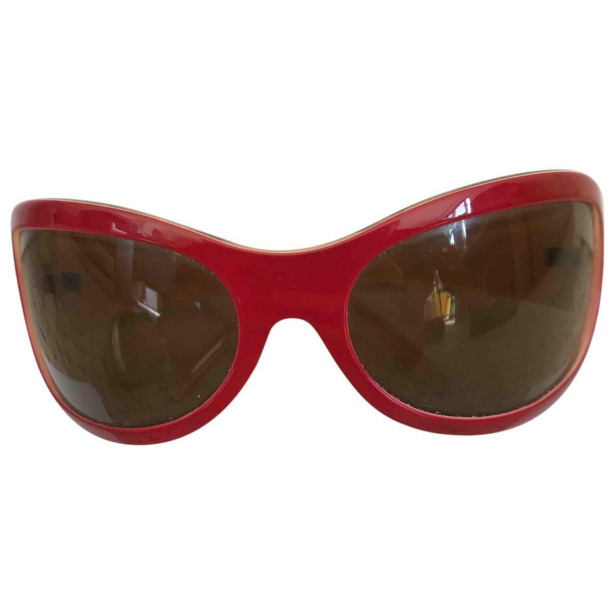 Vivienne Westwood \N Red Sunglasses for Women \N