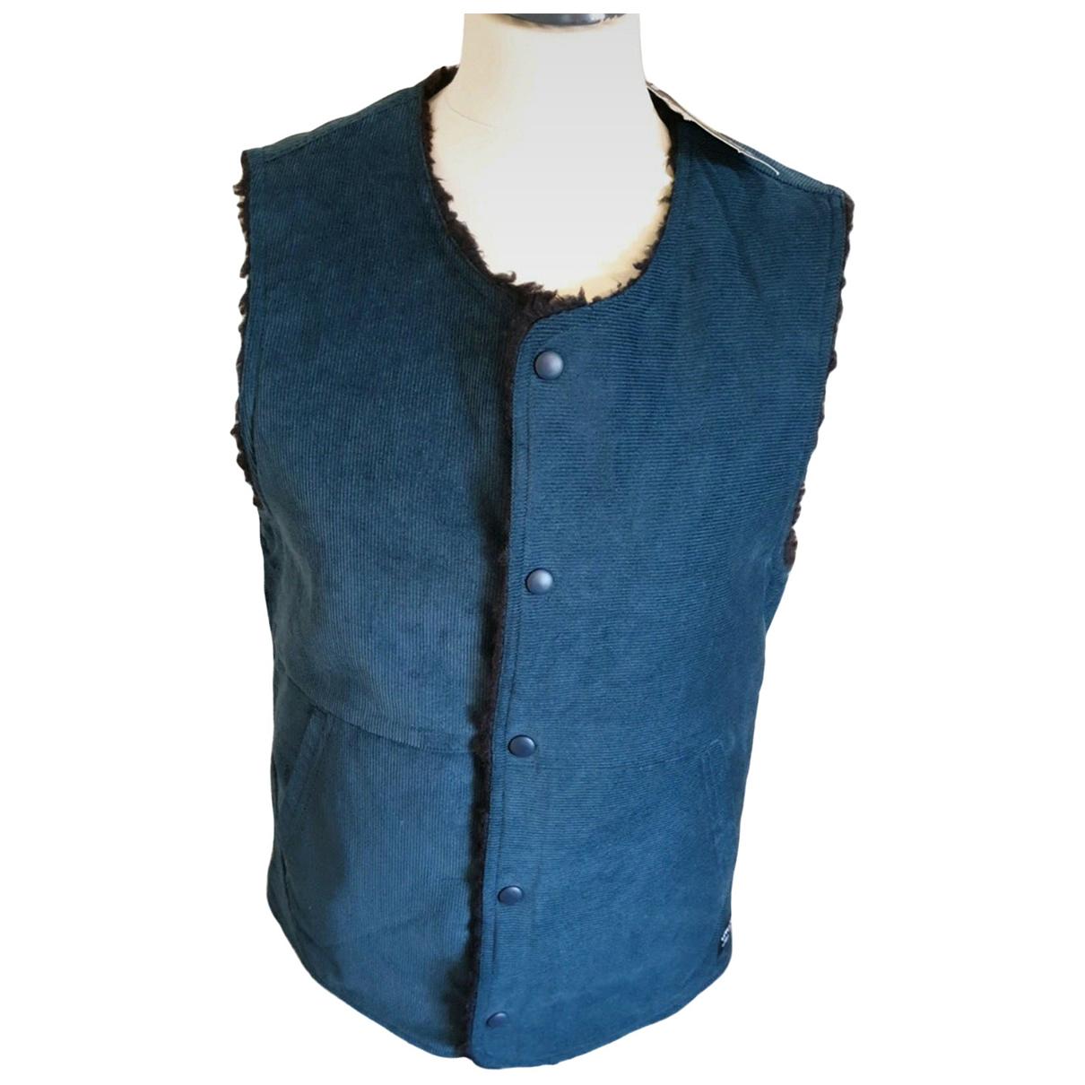 Levi's \N Green Cotton Knitwear for Women 36 FR