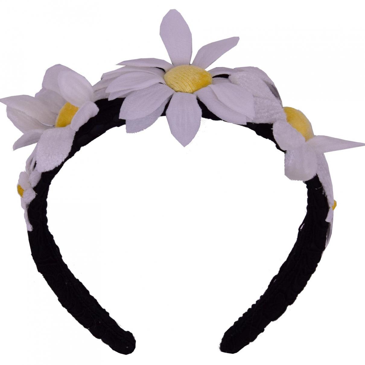Dolce & Gabbana \N Black Cloth Hair accessories for Women \N