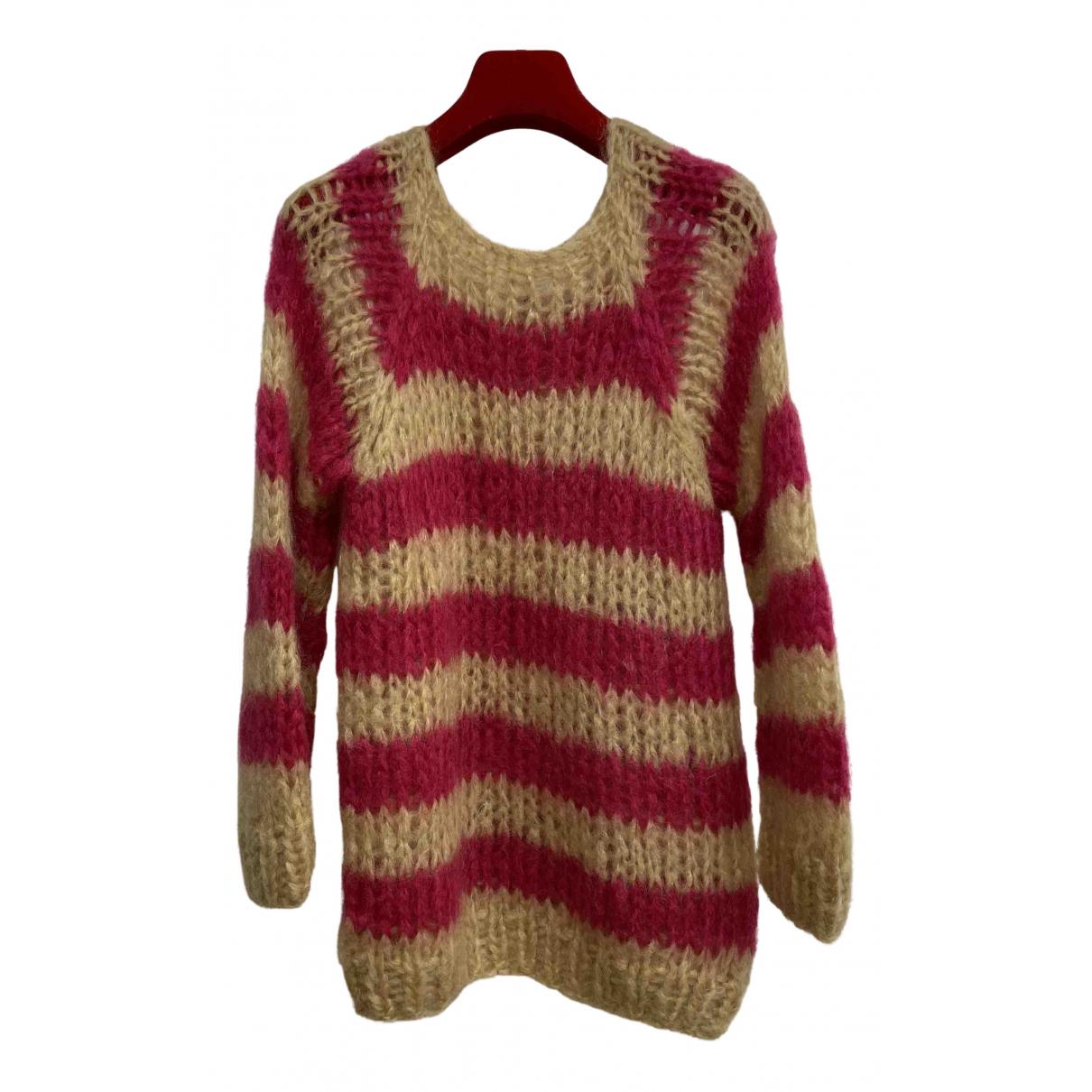Maiami Berlin - Pull   pour femme en laine - multicolore