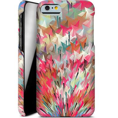 Apple iPhone 6s Smartphone Huelle - Black Pigment Explosion von Danny Ivan