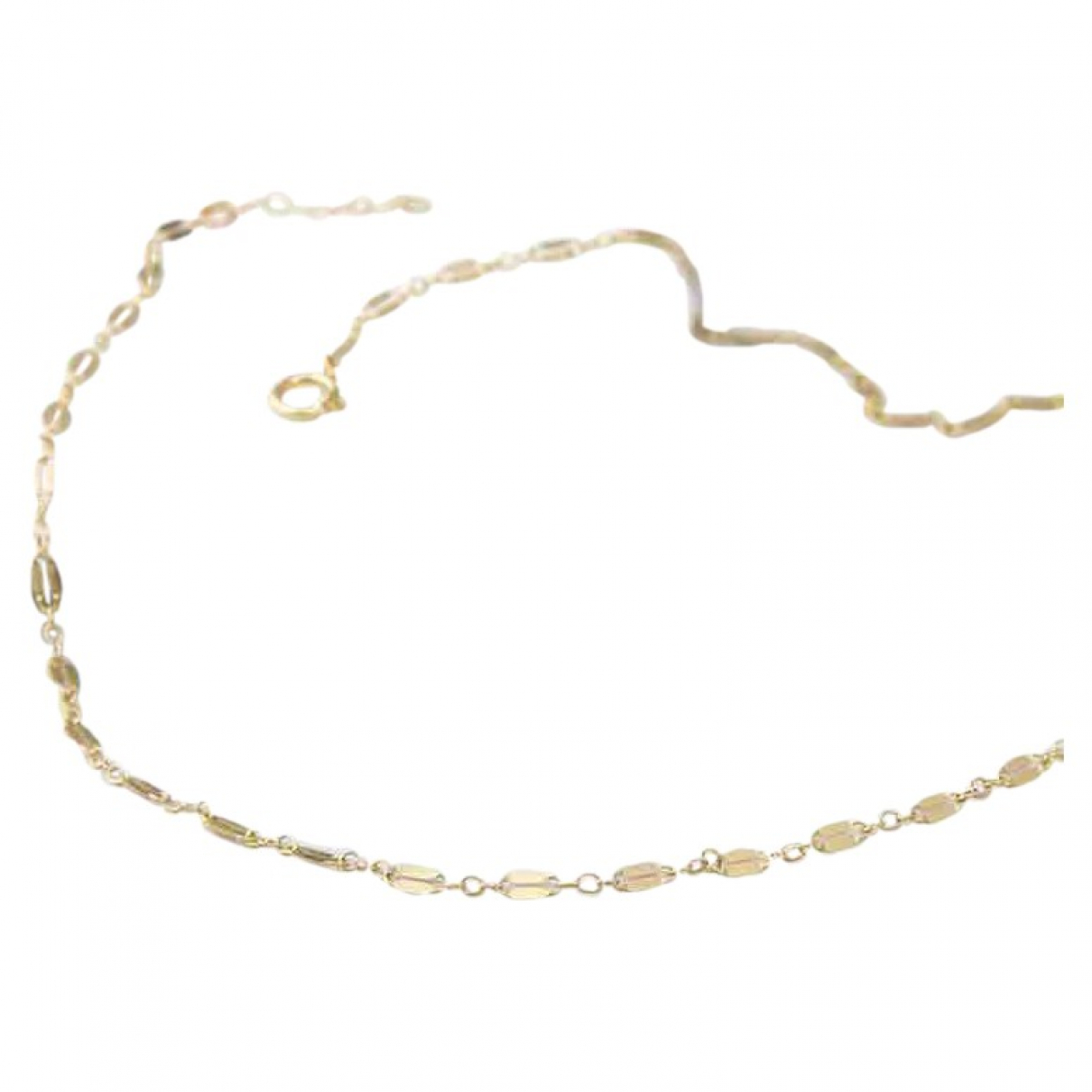 Non Signé / Unsigned Chaînes Gold Gold plated necklace for Women \N