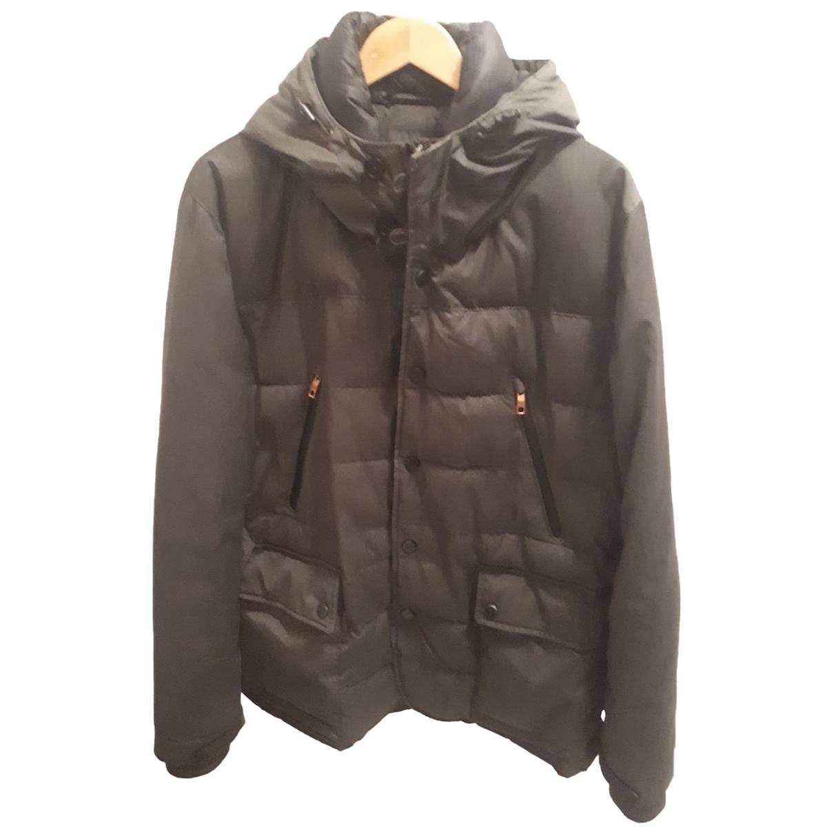 Zara \N Grey jacket  for Men XL International