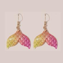 Fishtail Drop Earrings