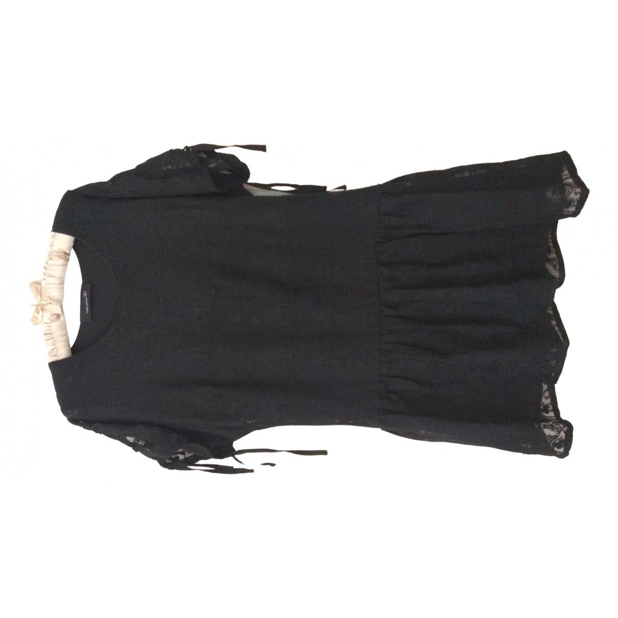 Isabel Marant Etoile - Robe   pour femme en soie - noir