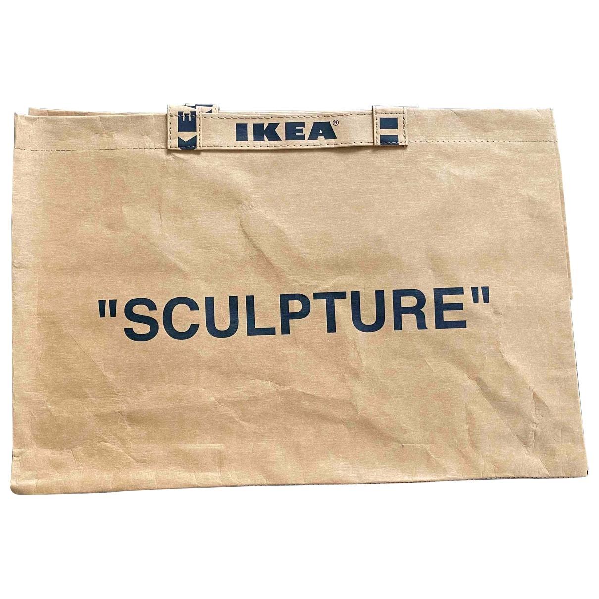 Virgil Abloh X Ikea - Objets & Deco   pour lifestyle - marron