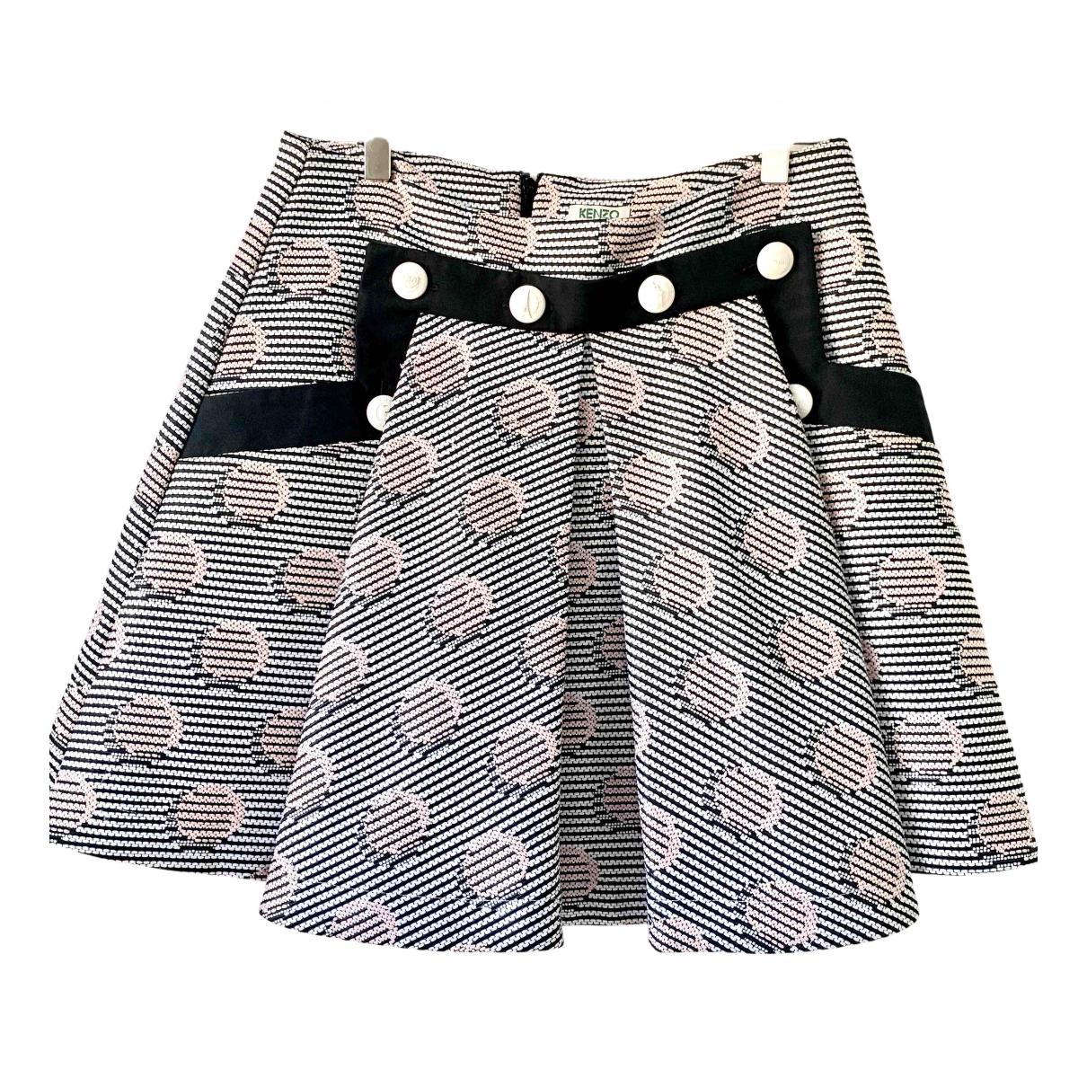 Kenzo N Blue skirt for Women 40 FR
