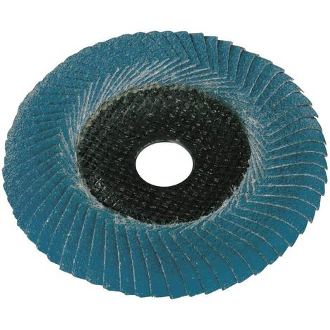 Metabo 6 In. Convex Flap disc  P60 Zirc