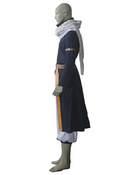 Milanoo Fairy Tail Dragon Slayers Natsu Dragneel After Seven Years Cosplay Costume