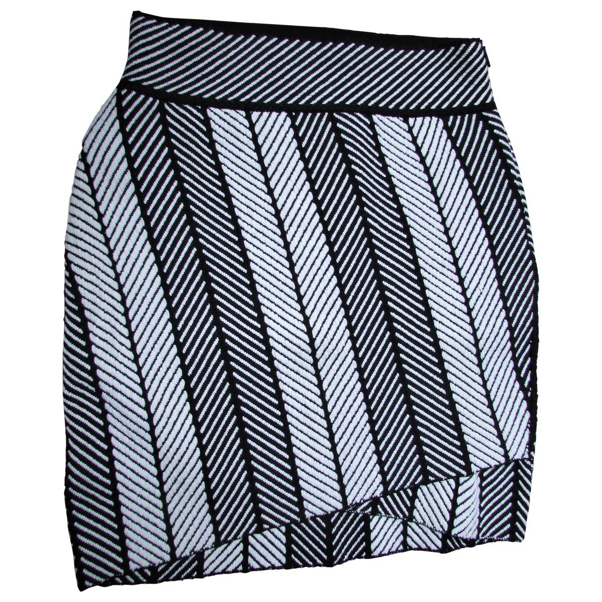 Maje Fall Winter 2019 Black skirt for Women 38 FR