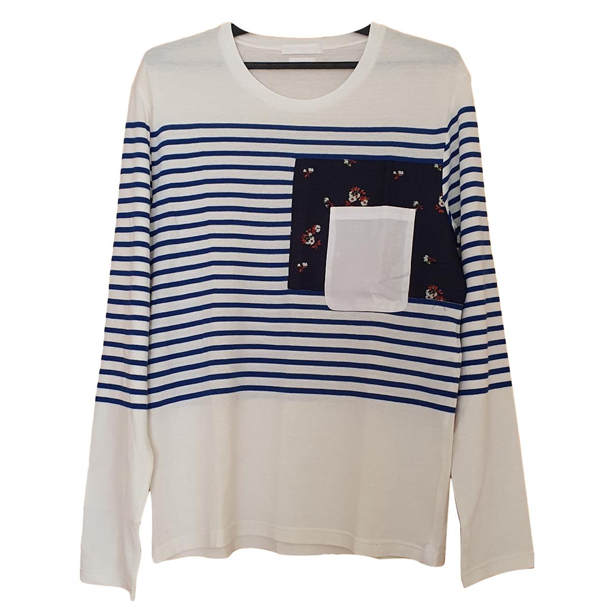 Alexander Mcqueen - Tee shirts   pour homme en coton - blanc