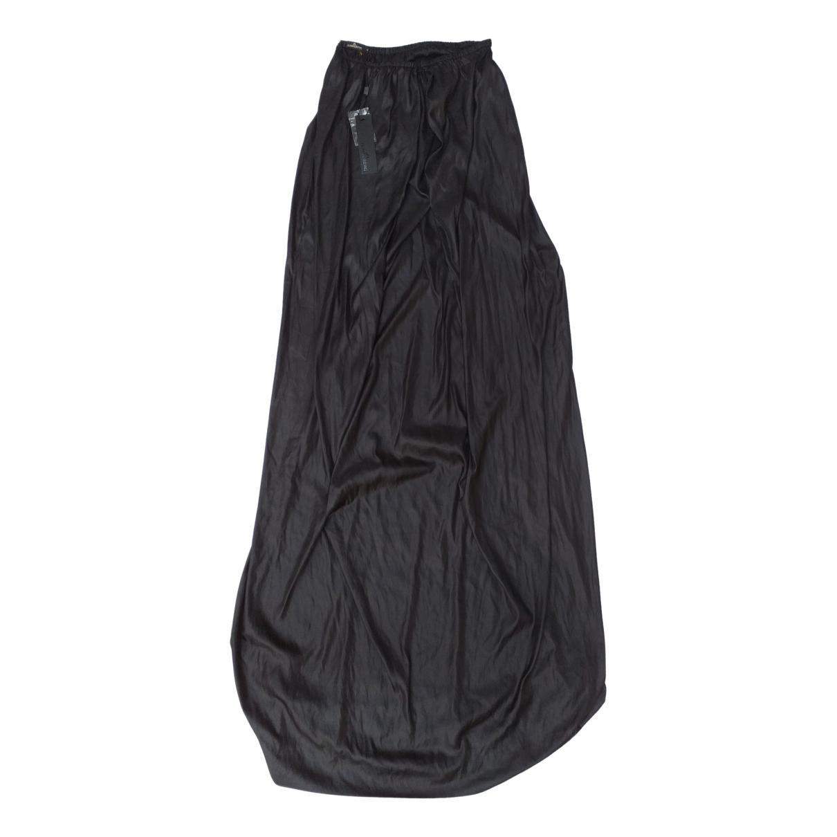 J.lindeberg \N Kleid in  Schwarz Polyester