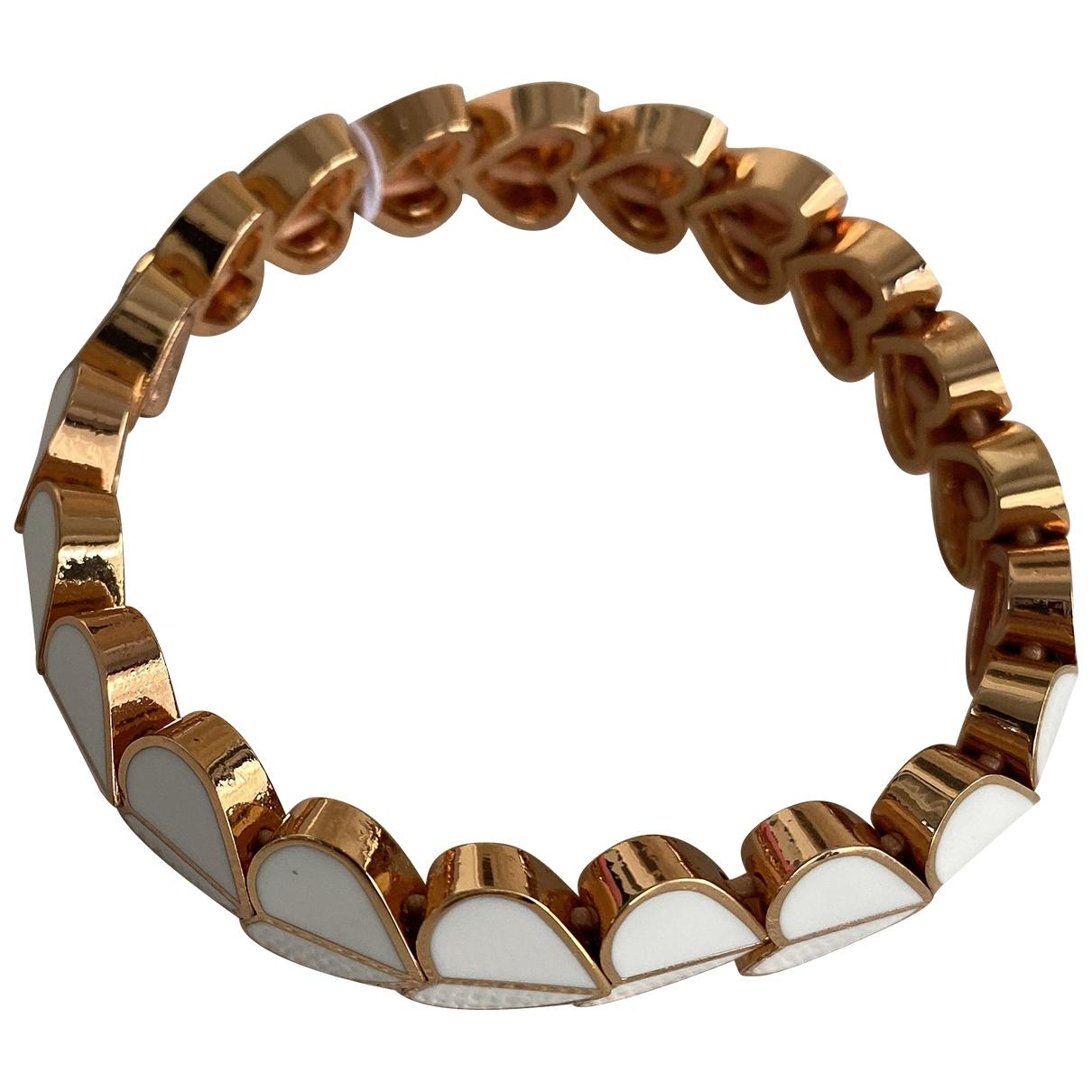 Kate Spade - Bracelet   pour femme en metal - blanc
