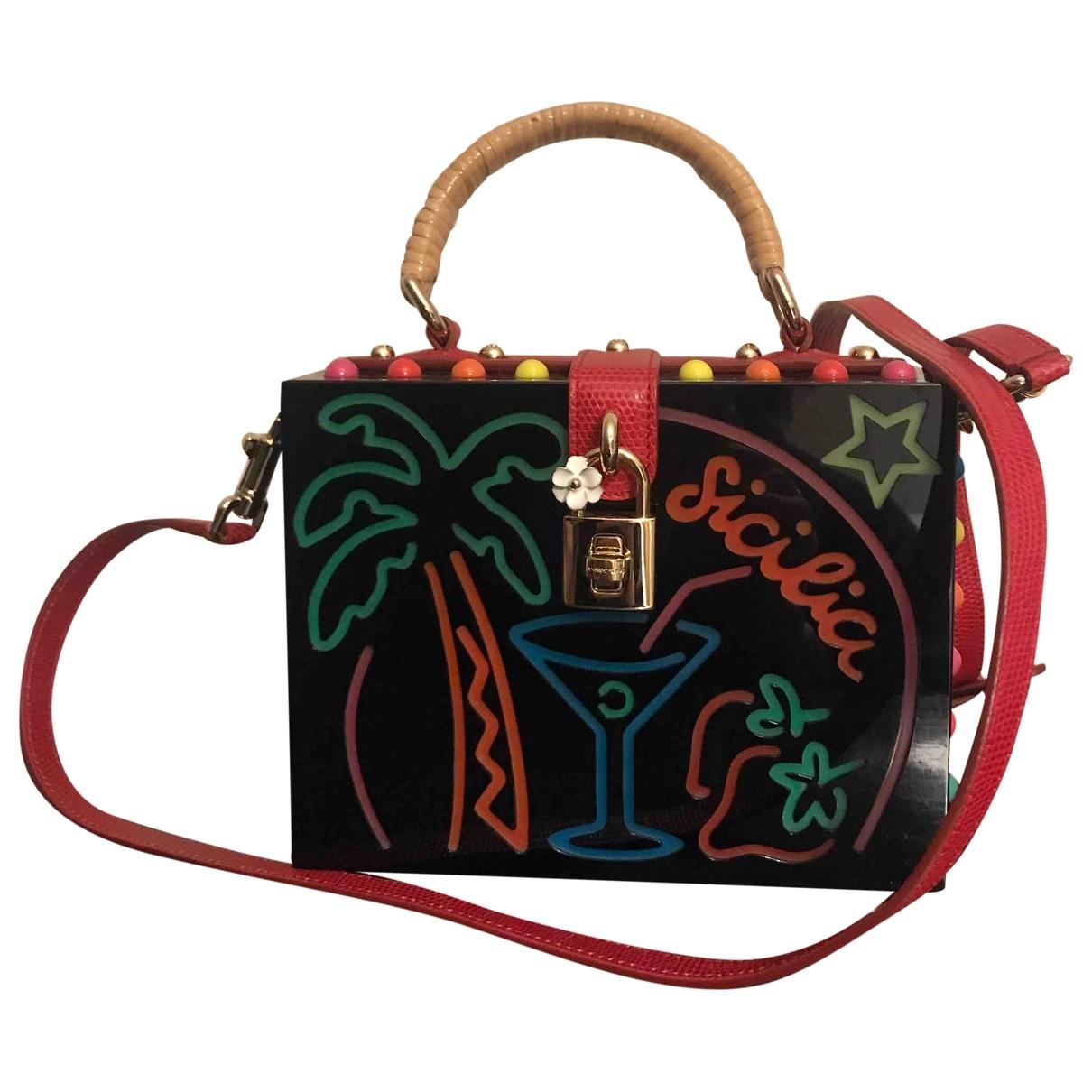 Dolce & Gabbana \N Black handbag for Women \N