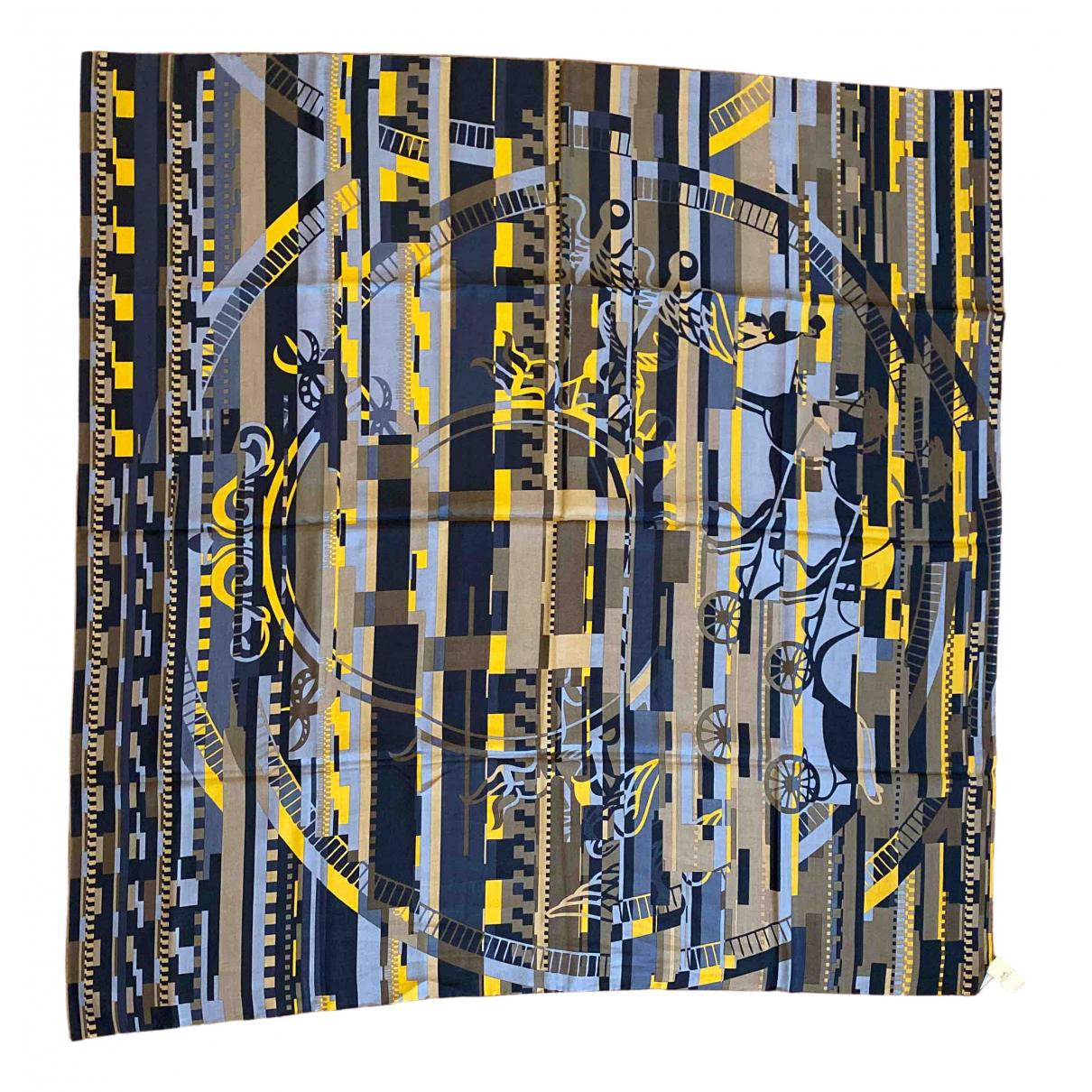 Hermès N Multicolour Cotton scarf for Women N