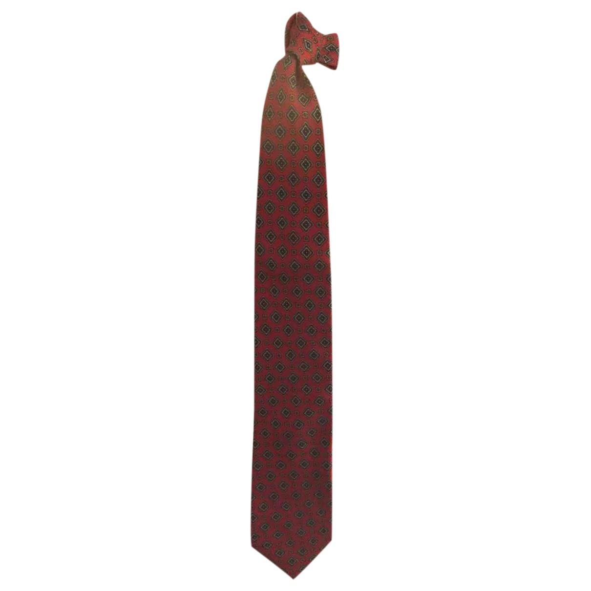 Roberto Capucci - Cravates   pour homme en soie - multicolore