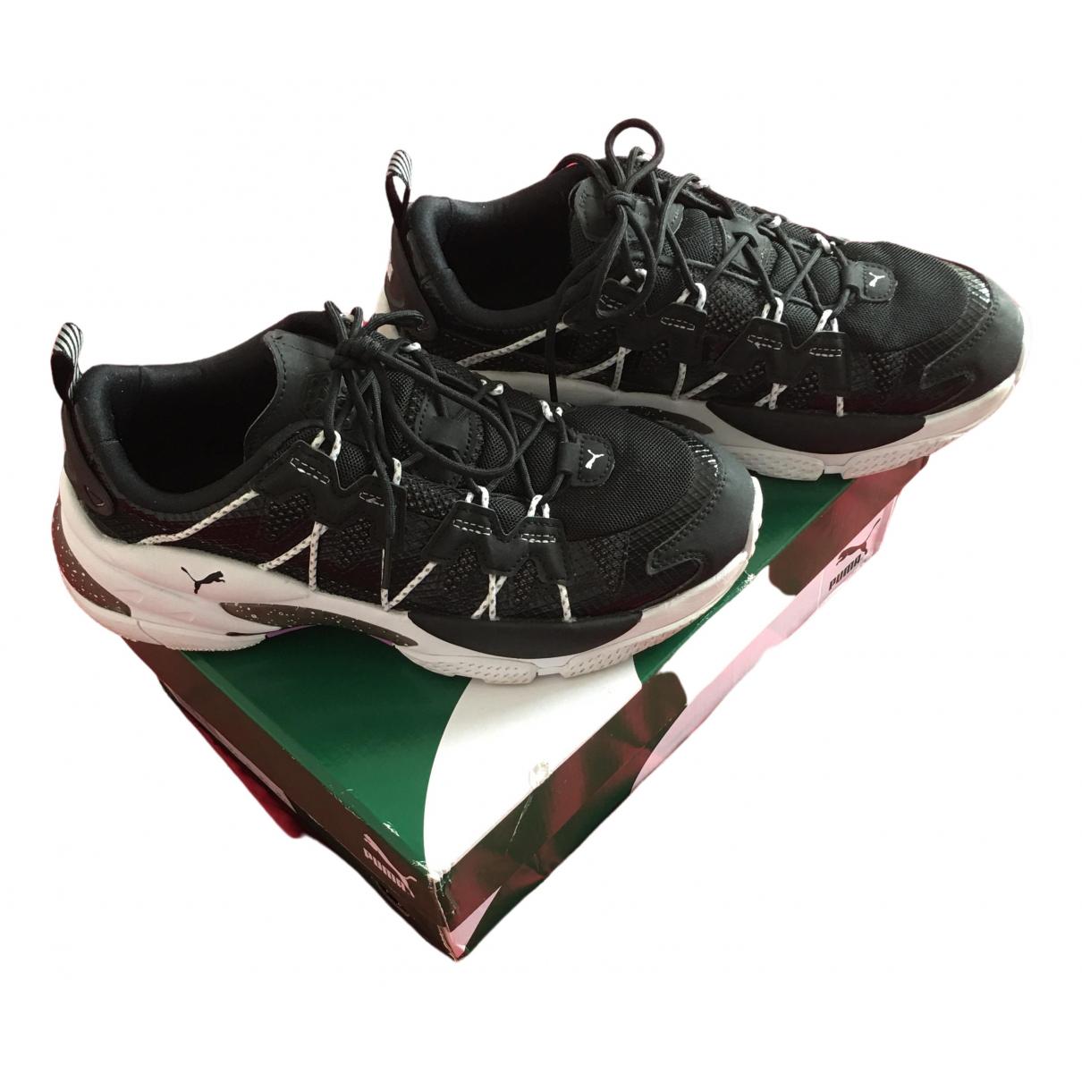 Puma - Baskets   pour homme en autre - noir