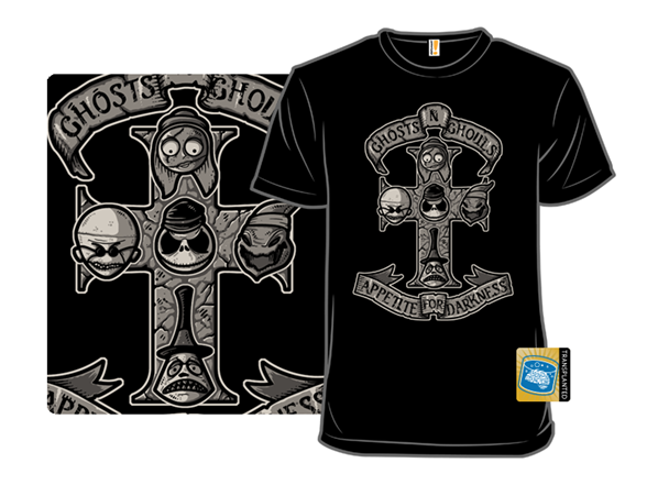 Appetite For Darkness T Shirt